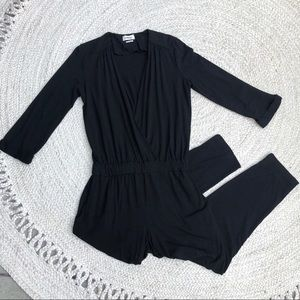 L'AGENCE Casual Jumpsuit 3/4 Sleeve